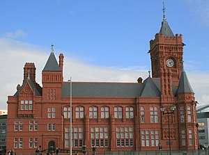 National Assembly for Wales - The Pierhead Building