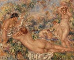 Bathers (Baigneuses)