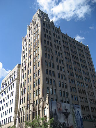 Pigott Building - Image: Pigott Building Hamilton