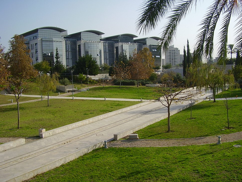 PikiWiki Israel 15922 Unity park in Bar-Ilan University