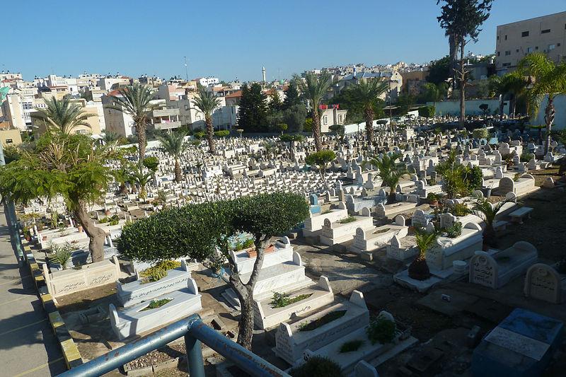 בית קברות (באב אלרחמה