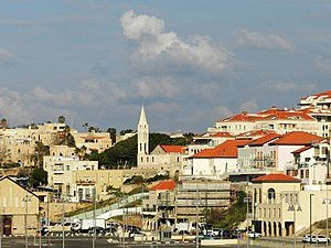 Ajami, Jaffa - View of Ajami