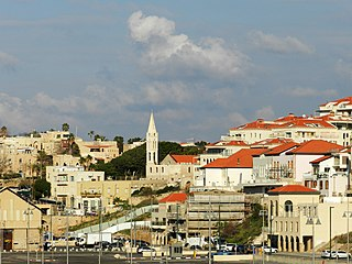 Ajami, Jaffa Suburb of Jaffa, Tel Aviv, Israel