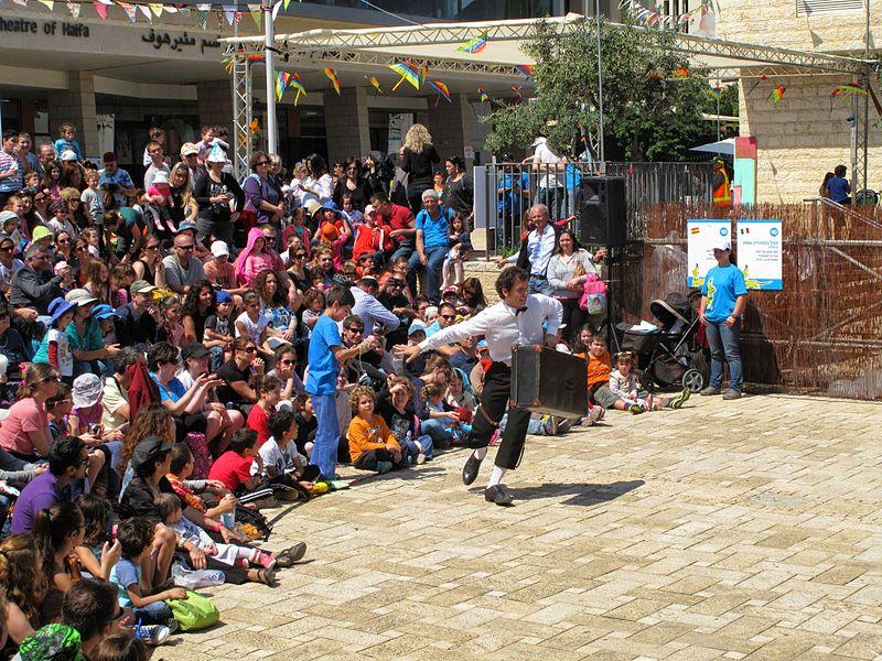 פסטיבל תיאטרון ילדים חיפה