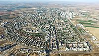 PikiWiki Israel 44401 Aerial photo of Netivot.jpg