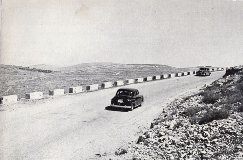כביש בדרך לירושלים