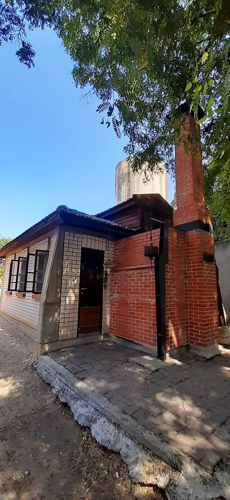 מוזיאון חצר ראשונים עין שמר