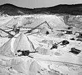 Pilisvörösvár 1975, dolomitbánya. Fortepan 60505.jpg