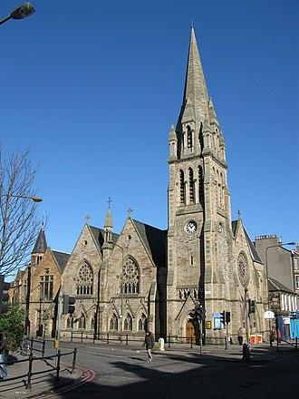 Pilrig - Pilrig Church