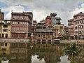 Pimbahal Pond, Chandeswori temple and Phalcha.jpg
