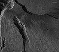 Piton de la Fournaise - Furnace Peak - radar image by TerraSAR-X.jpg