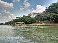 Planchones sobre el río Sinú..jpg