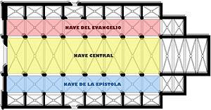 Nave Arquitectura Wikipedia La Enciclopedia Libre