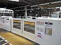 Platform Screen Door at Mizonokuchi Station.jpg