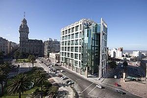 Plaza de la Independencia Uruguay
