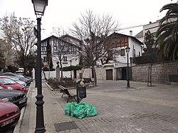 Plaza del Poeta Manuel del Palacio.JPG