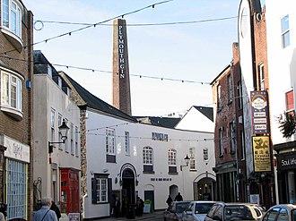 Plymouth Gin Distillery - The Plymouth Gin Distillery