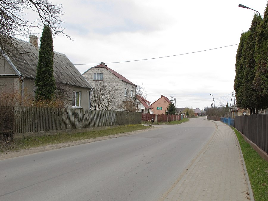 Gniła, Podlaskie Voivodeship