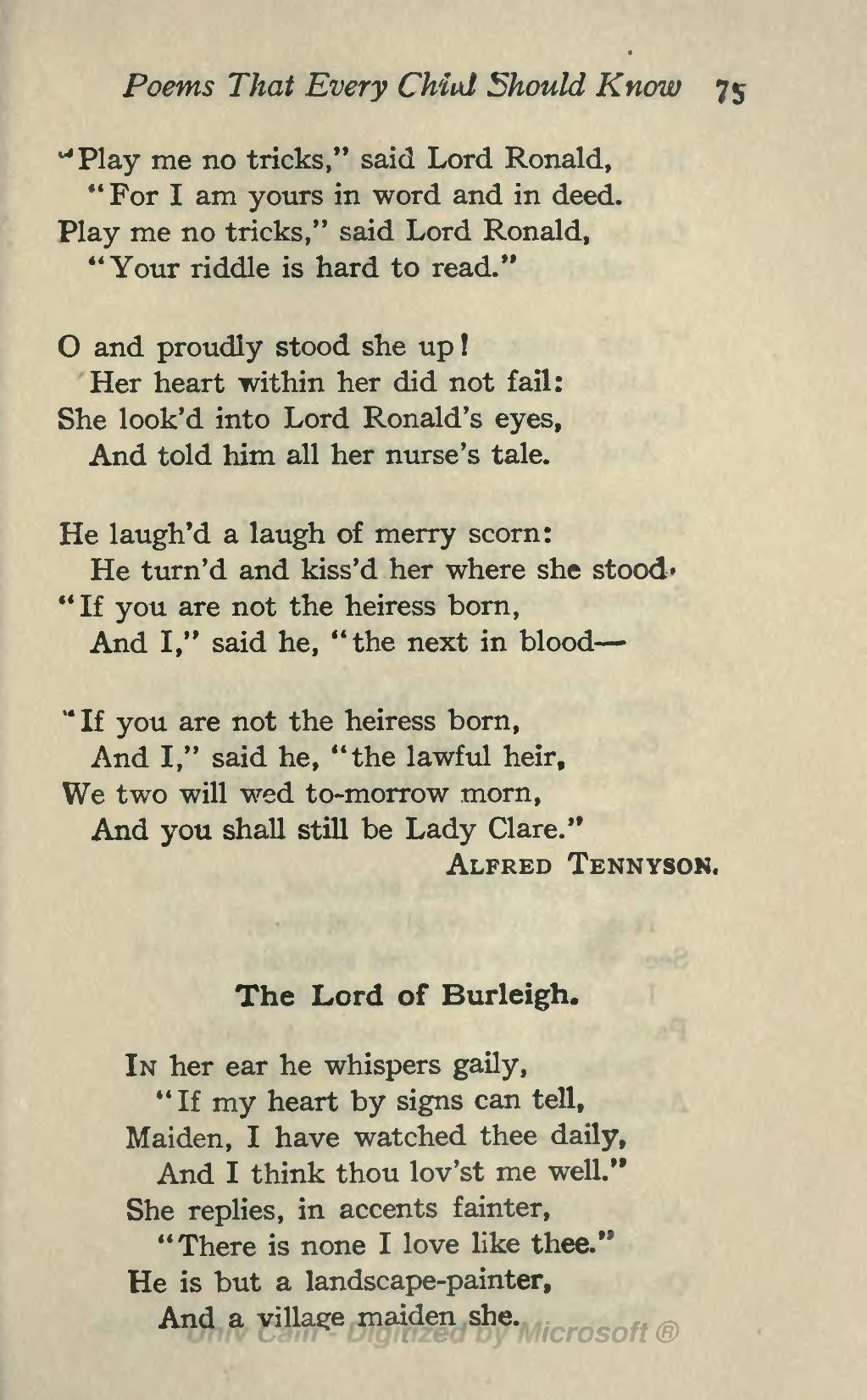 Pagepoems That Every Child Should Know Ed Burt 1904djvu113