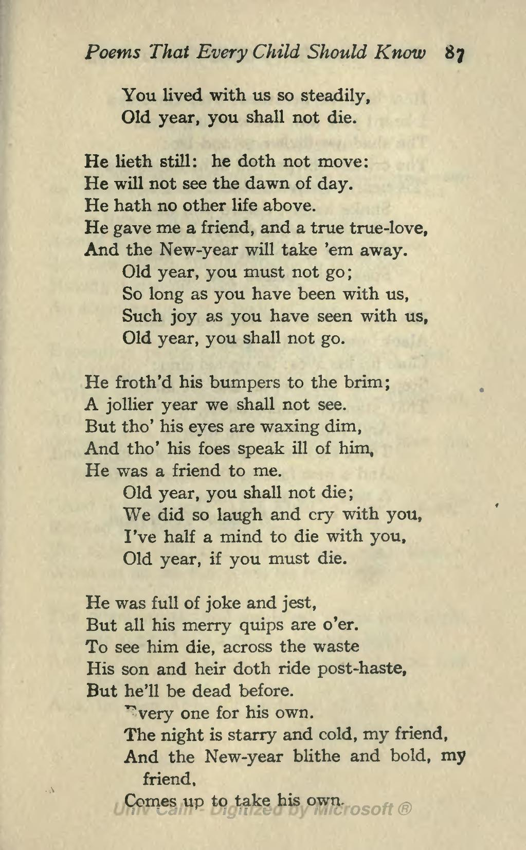 Pagepoems That Every Child Should Know Ed Burt 1904djvu125