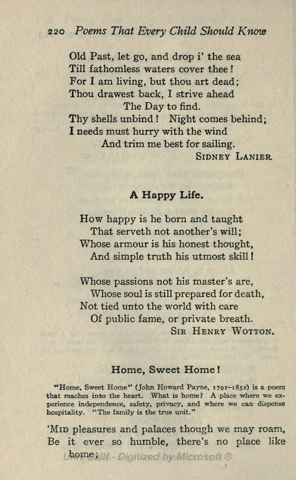 Pagepoems That Every Child Should Know Ed Burt 1904djvu258