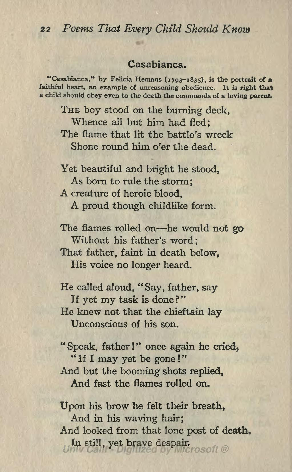 When Child Is Killed By Parent Word But >> Page Poems That Every Child Should Know Ed Burt 1904 Djvu 60