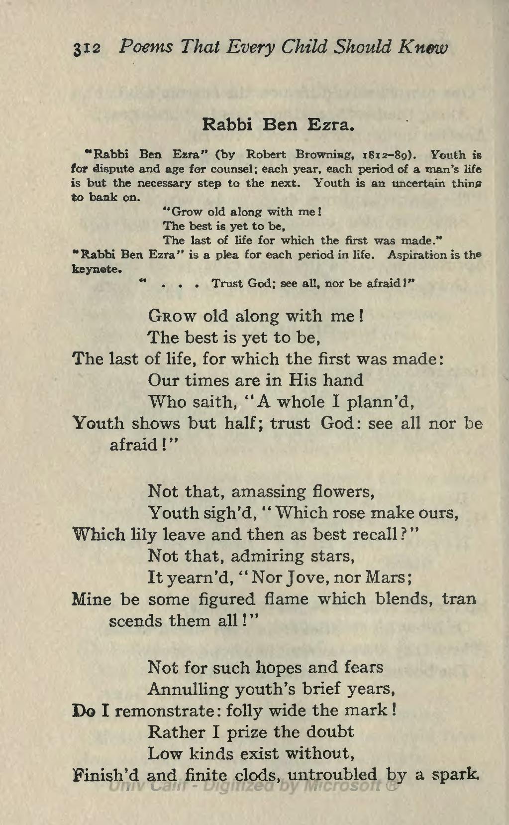 Trusting poems god about Christian Poem