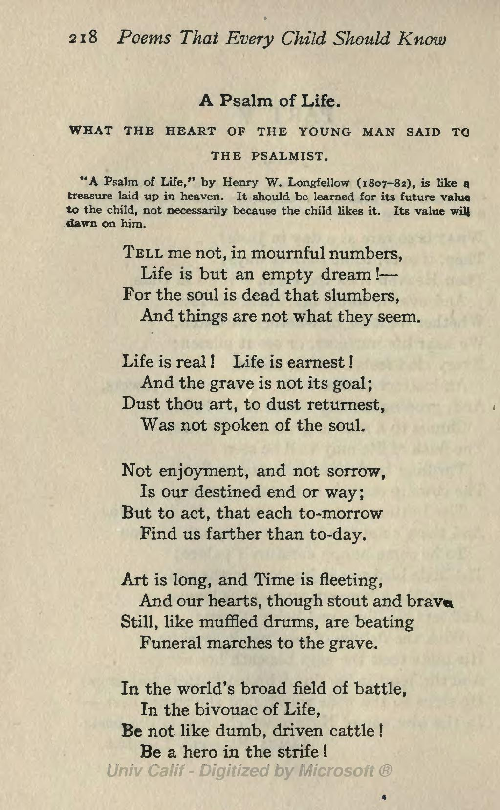 Poems about life. You can read the best life poems. Browse through all life poems.