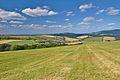 Pohled na Strání od západu, okres Uherské Hradiště.jpg