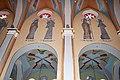 Polichromia w kościele pw. Nawiedzenia NMP w Medyni Glogowskiej. Projektował i malował prof. Jan Budziło.jpg