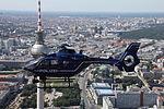 Polizeihubschrauber Polizei Berlin EC135 T2.JPG