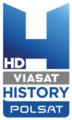 Polsat Viasat History HD logo.png