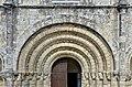Pons 17 Église tympan 2014.jpg