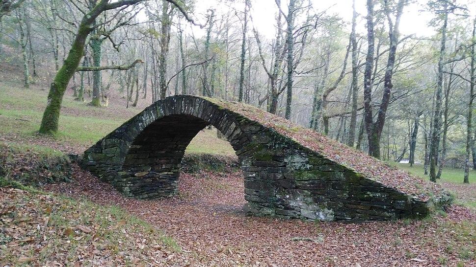 Ponte Romana de Illade.