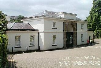 Pontypool Museum - Image: Pontypool Museum