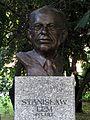 Popiersie Stanisław Lem ssj 20110627.jpg