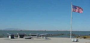 Port Chicago Naval Magazine National Memorial - Port Chicago memorial.