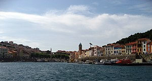Port-Vendres - The harbour of Port-Vendres