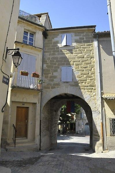 Porte Calendrale in Barbentane, Provence
