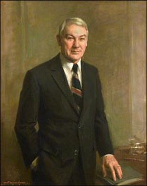 G. William Miller - Image: Portrait of G. William Miller