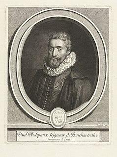Paul Phélypeaux de Pontchartrain