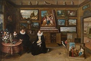 The Collection of paintings of Sebastiaan Leerse