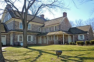 Pottsgrove Mansion United States historic place