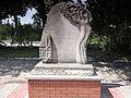 Poturzyn - pomnik pamięci Fryderyka Chopina - (1).jpg