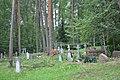 Pozņaku kapi, Mākoņkalna pagasts, Rēzeknes novads, Latvia - panoramio.jpg