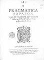 Pragmatica sancion, que Su Magestad manda observar, sobre Trages, y otras cosas, año de 1723 (IA A10908712).pdf