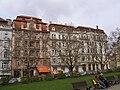 Praha, Vinohrady, Náměstí míru 02.jpg