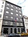 Praha Nove Mesto Petrska 5 Hotel Republika.jpg