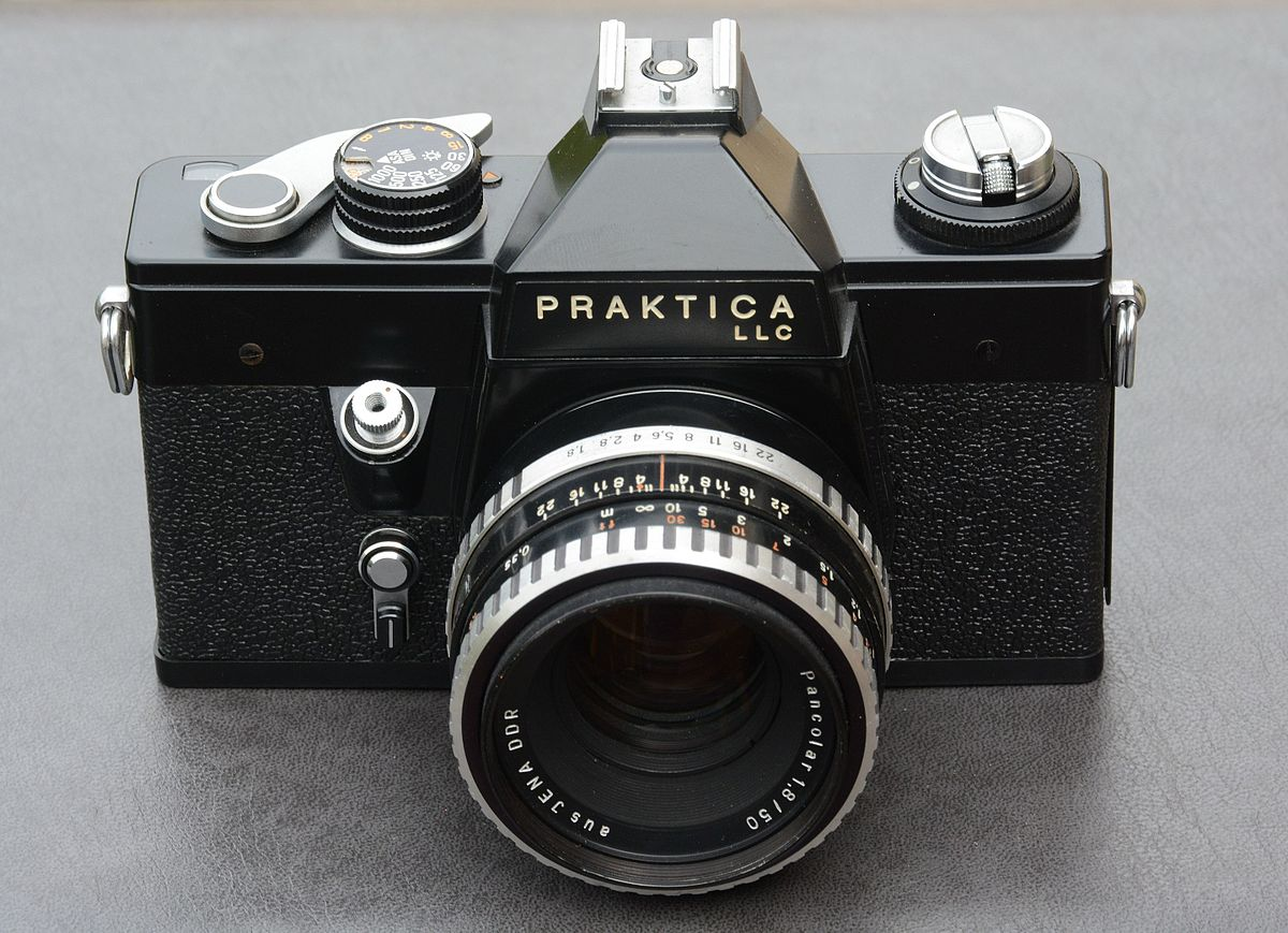 Praktica wikipedia for Camera camera