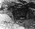 Prehistoric granite pit, Cape Prince of Wales, Alaska, between 1901 and 1906 (AL+CA 2272).jpg